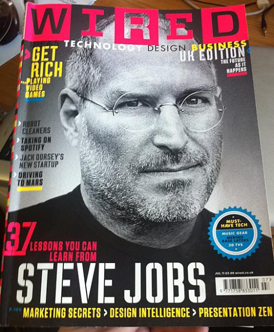Coverjunkie | 37 lessons from Steve Jobs - Coverjunkie