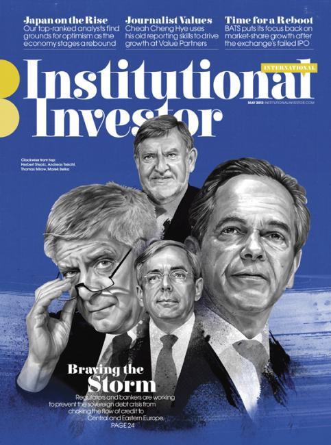 Coverjunkie | Institutional Investor (US) - Coverjunkie