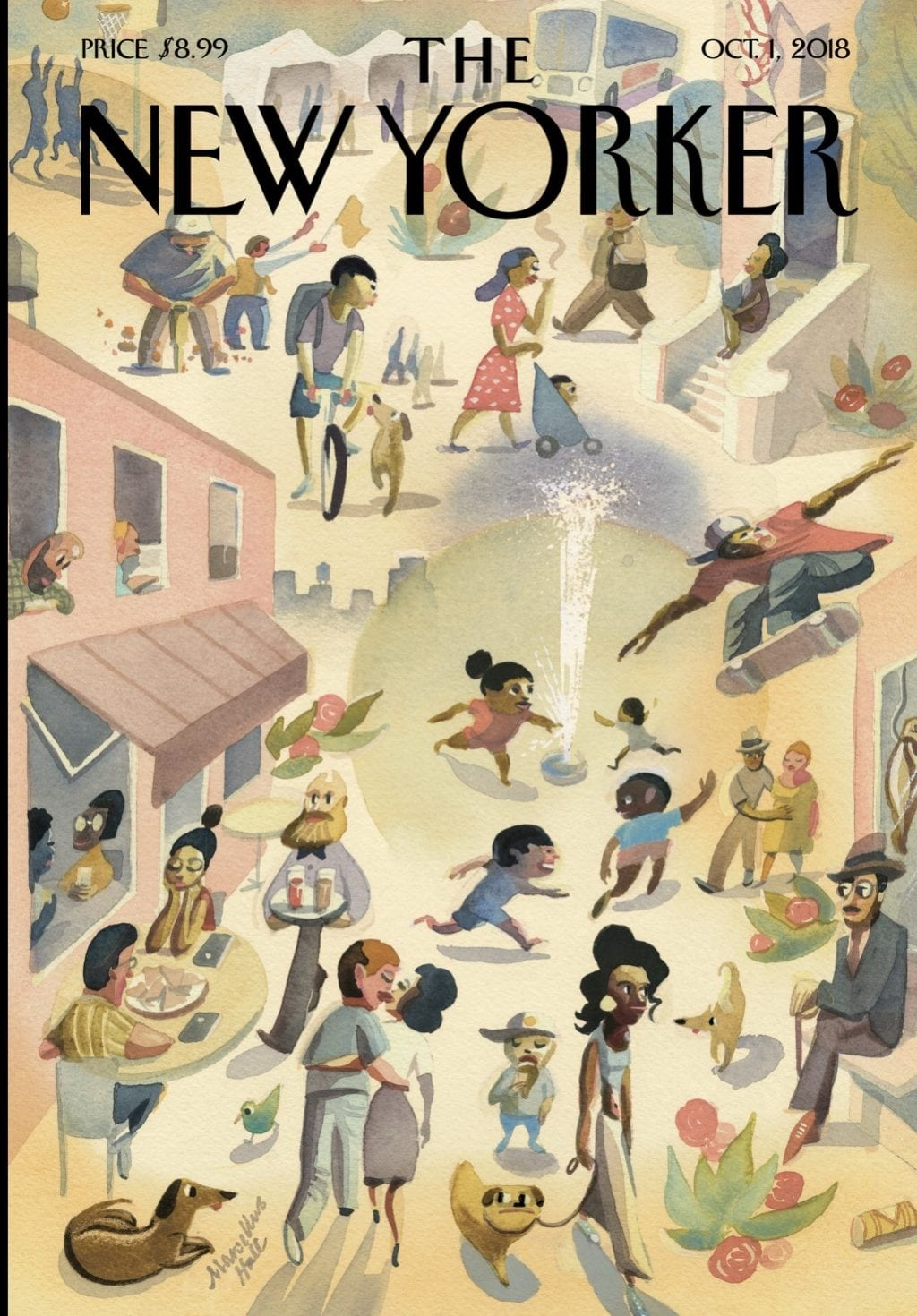 Cover Designers For New Yorker