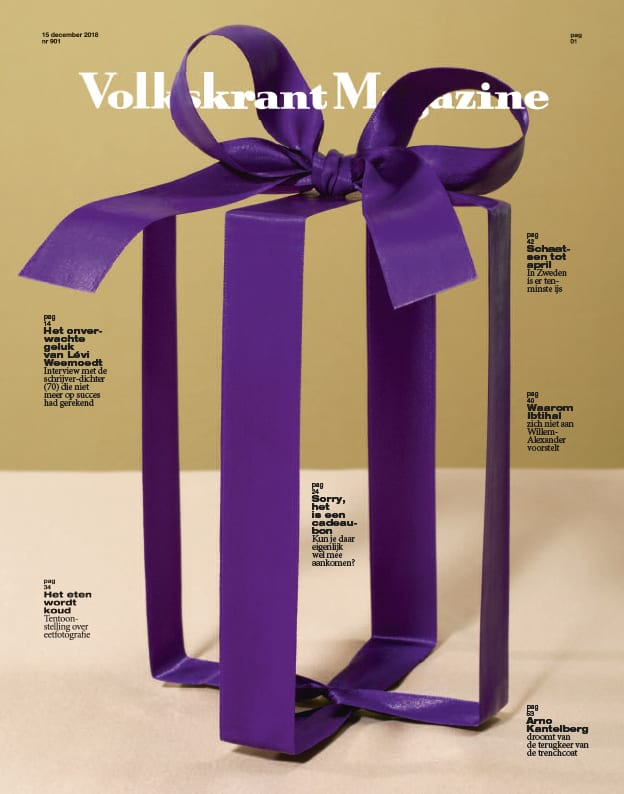 Coverjunkie Volkskrant Magazine Netherlands Coverjunkie